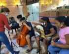 Orquestra Jovem Social:  música como esperança para crianças da Cracolândia
