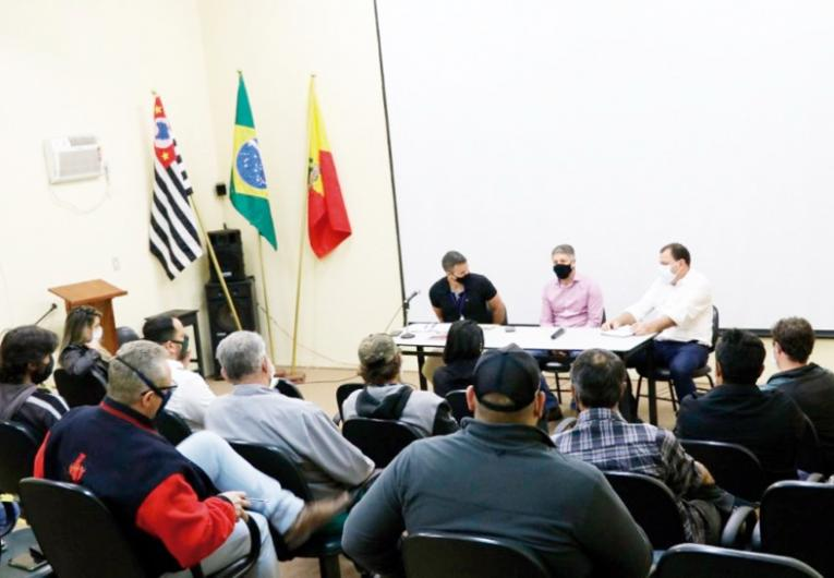 Em reunião multisetorial, Prefeitura traça planos para fortalecimento do Turismo em Mogi Guaçu