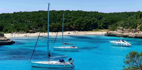 Uma nova tendência para as viagens de férias: o interesse pelo turismo náutico cresce 50% em 2020