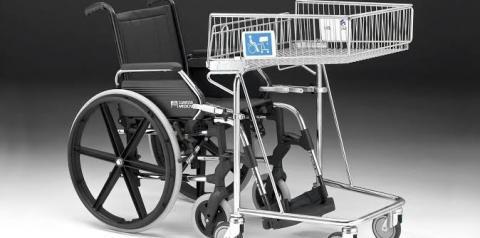 Projeto obriga supermercados a disponibilizar carrinhos adaptados
