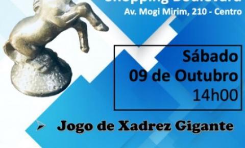 Esporte promove Festival de Xadrez no sábado, 9 de outubro