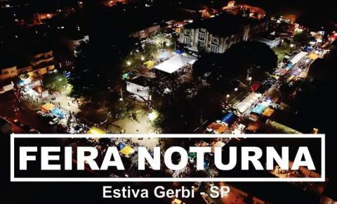Prefeitura de Estiva Gerbi abre cadastro para novos feirantes para a Feira Noturna