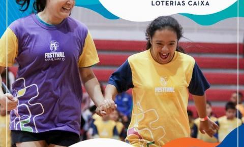 Festival Paralímpico do CPB tem inscrições abertas