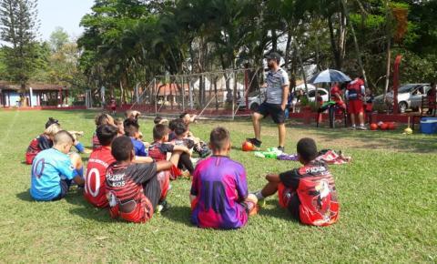 Observadores técnicos de grandes clubes buscam por novos talentos na cidade