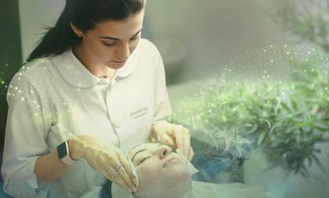 Fronteira tecnológica: a transição do Canabinoide da medicina para a estética