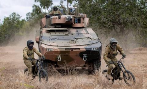 Exército da Austrália pretende usar bicicletas elétricas em missões de combate