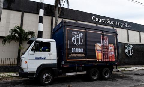 Brahma anuncia patrocínio ao Ceará Sporting Club e ao Fortaleza Esporte Clube